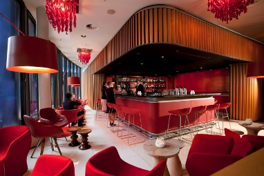 Swissôtel Berlin: Bar/Lounge