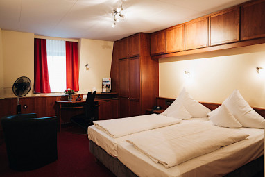 Top Hotel Amberger : Restaurante
