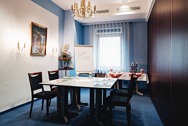 Top Hotel Amberger : Meeting Room