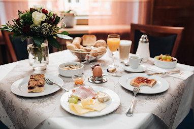 Top Hotel Amberger : Room
