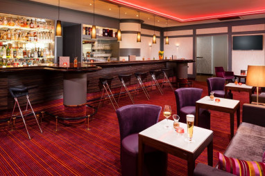 Best Western Premier Parkhotel Bad Mergentheim: 酒吧/休息室