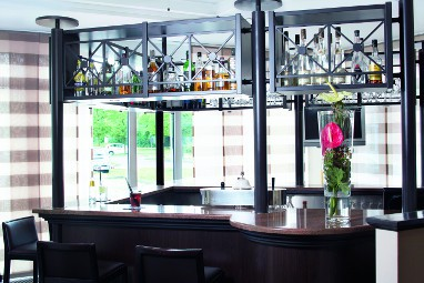 NH Schwerin: Bar/Lounge