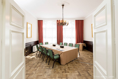 Dorint Herrenkrug Parkhotel Magdeburg: Meeting Room