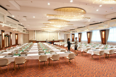Maritim Hotel Magdeburg: Meeting Room