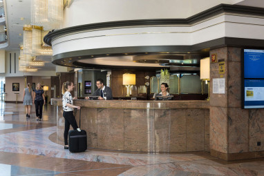 Maritim Airport Hotel Hannover: 大厅