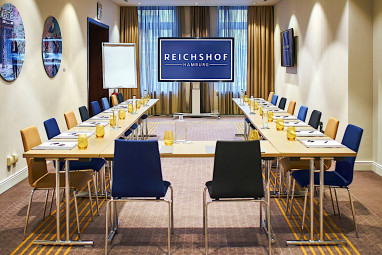 Reichshof Hamburg CURIO by Hilton: Meeting Room