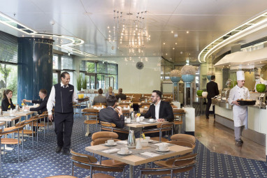 Maritim Hotel Frankfurt: Meeting Room