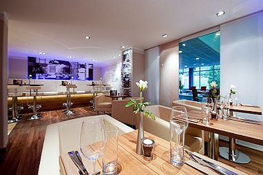 Mercure Hotel Stuttgart Sindelfingen an der Messe: Bar/salotto
