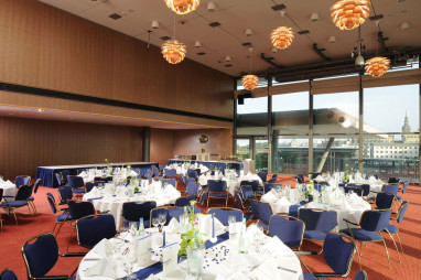 Maritim Hotel und Internationales Congress Center Dresden: 会議室