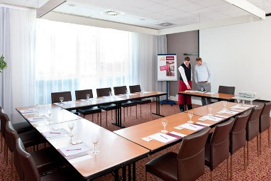 Mercure Hotel Hamburg am Volkspark: Meeting Room