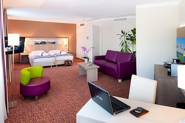 Mercure Hotel Hamburg am Volkspark: Room