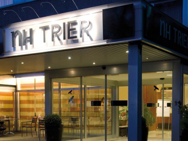 IAT Plaza Hotel Trier: Exterior View
