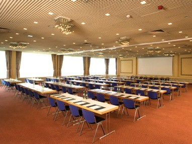 IAT Plaza Hotel Trier: Meeting Room