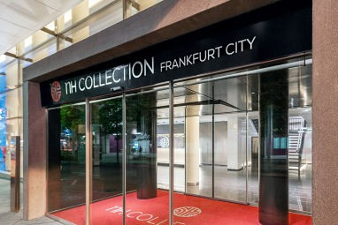 NH Collection Frankfurt City: Exterior View