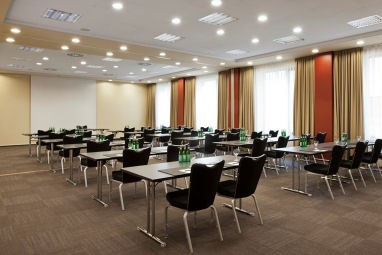 NH Collection Frankfurt City: Meeting Room