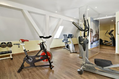 NH Klösterle Nördlingen: Fitness Centre