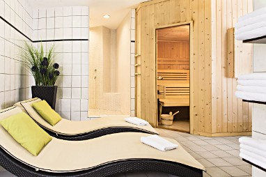 NH Ingolstadt: Wellness/Spa