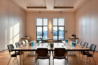 Fleming´s Conference Hotel Frankfurt: Meeting Room