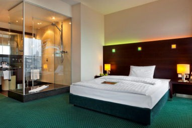 Fleming´s Conference Hotel Frankfurt: Room
