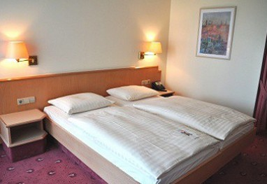 City Partner Parkhotel Am Posthof: Room