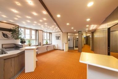 Novum Hotel Offenbacher Hof: Meeting Room