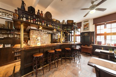 Novum Hotel Offenbacher Hof: Bar/Lounge