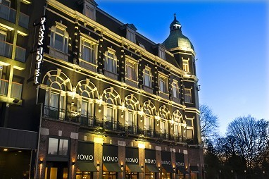 Park Hotel Amsterdam: Exterior View