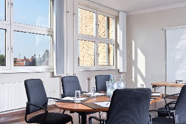 Wyndham Garden Berlin Mitte: Meeting Room