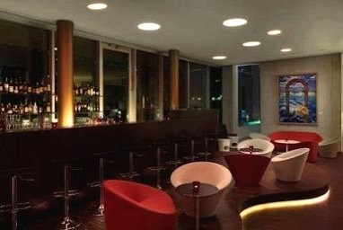 art´otel cologne, by Park Plaza: Bar/Lounge