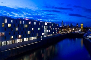 art´otel cologne, by Park Plaza: Exterior View