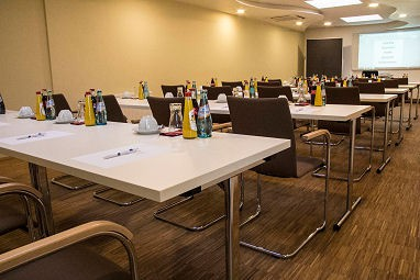 Goethe-Hotel-Frankfurt & Goethe Business Hotel: Meeting Room