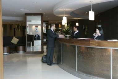 Maldron Hotel Dublin - Tallaght : Lobby