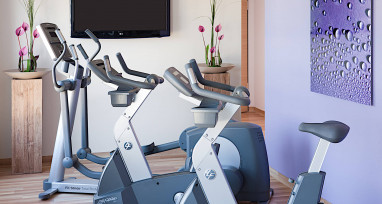 Best Western Plus Welcome Hotel Frankfurt: Fitness Centre