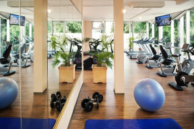 InterContinental Frankfurt: Fitness Centre