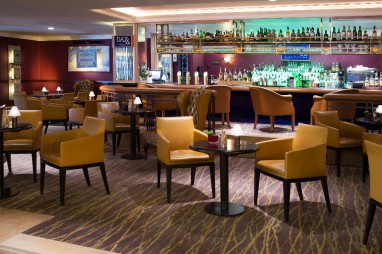InterContinental Frankfurt: Bar/Lounge