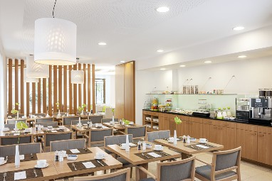 NH Frankfurt Messe: Restaurant