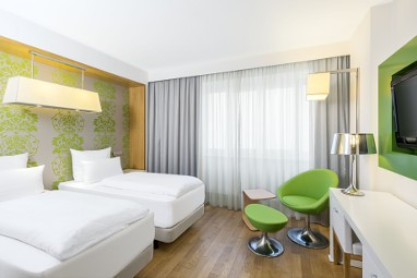 NH Frankfurt Messe: Room