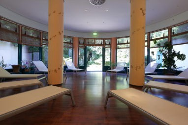 MAXX Hotel Jena: Wellness/Spa