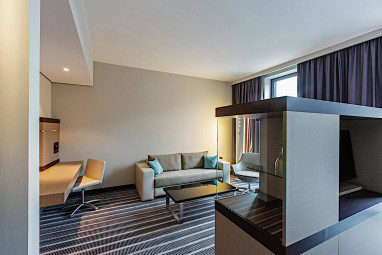 Steigenberger Airport Hotel Berlin: Suite