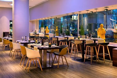 Flemings Selection Hotel Frankfurt-City: Ristorante