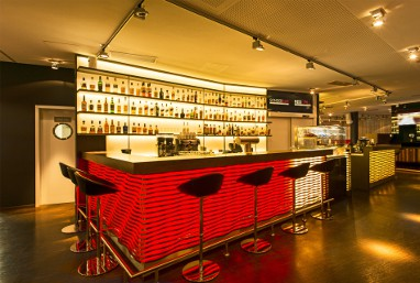 DORMERO Hotel Frankfurt Messe: Bar/Lounge