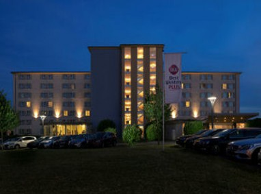 BEST WESTERN PLUS iO Hotel : Exterior View