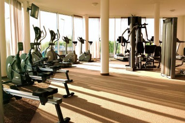 BEST WESTERN PLUS iO Hotel : Fitness Centre