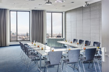IntercityHotel Hamburg Dammtor-Messe: Meeting Room