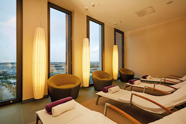 Hyperion Hotel Hamburg: Bar/Lounge