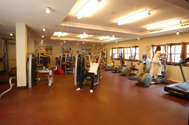 Hotel Alpine Palace: Fitness Centre