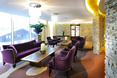 Hotel Alpine Palace: Bar/Lounge