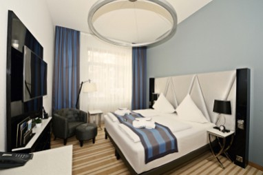 Mercure Hotel Kaiserhof Frankfurt City Center: 客室