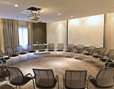Mercure Hotel Kaiserhof Frankfurt City Center: 会議室