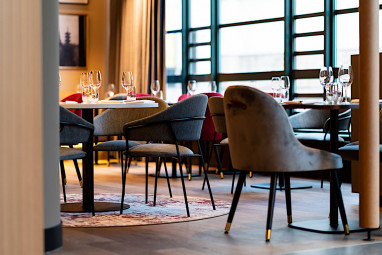 Radisson Collection Hotel, Grand Place Brussels: Restauracja